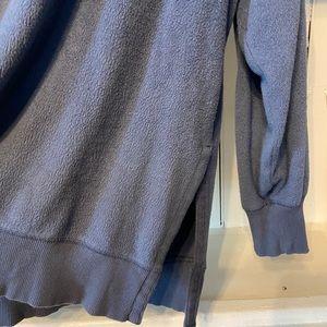 Aerie women's oversized crew neck sweatshirt